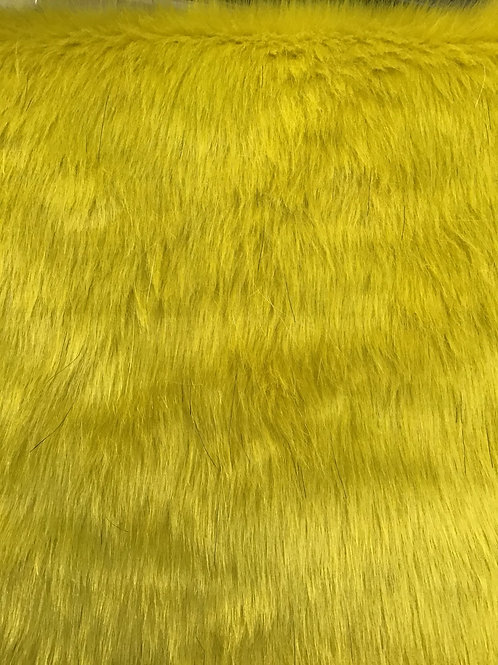 Yellow Hairy Thing
