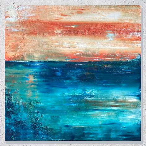 Sunrise £600 (Sold)