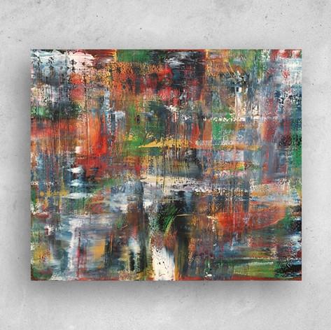Rainforest £500 (Sold)