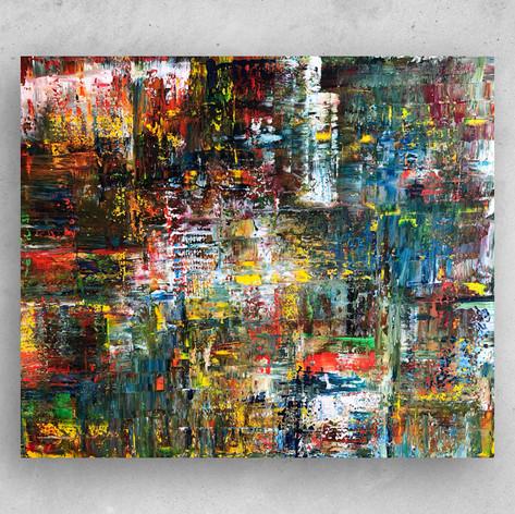 Manhattan £750 (Sold)