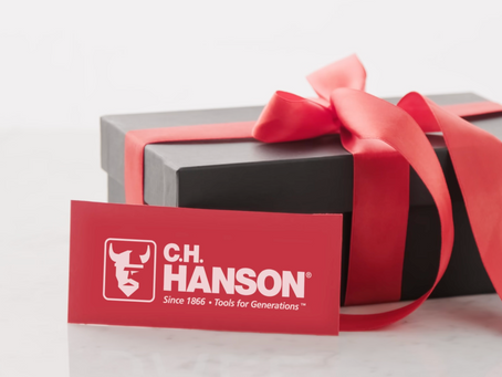 C.H. Hanson's 12 Days of Christmas Giveaways