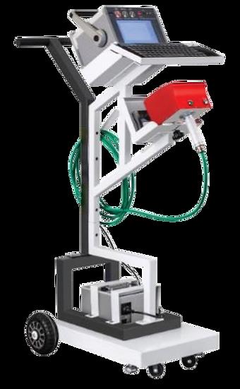 Portable Dot Peen Machine