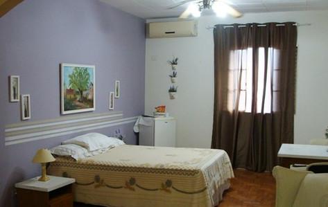 Hotel São Simão – quartos - Fonte- PMSS
