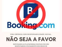 """Hoteleiros criam movimento """"Compre Direto"""" contra a Booking"""