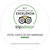 TripAdvisor -Certificado de Excelência 2017