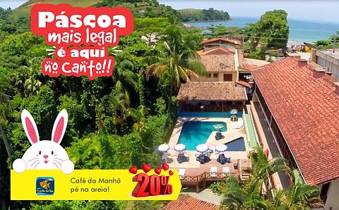 Páscoa no Hotel Canto do Rio Maresias.pn