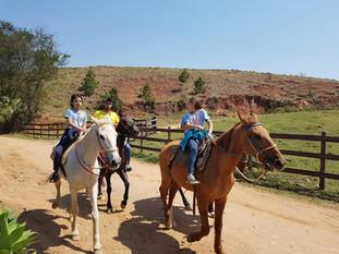Sitio Sete Quedas Adventure - cavalgada