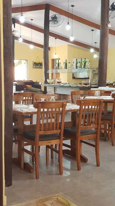 restaurante sete quedas adventure aguas