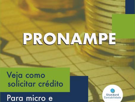 Pronampe: Veja como solicitar crédito para micro e pequenas empresas
