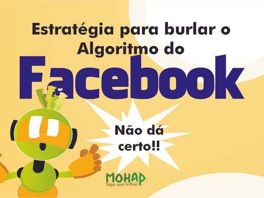 Corrente que circula no Facebook para driblar algoritmo funciona? 𝗡𝗔̃𝗢, não funciona!