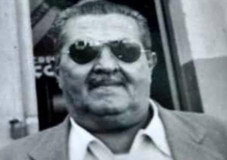 Amadeu Geraigire - Meu pai