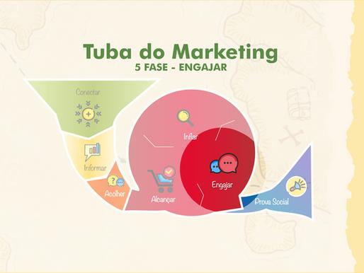 5. ENGAJAR - Estratégias para a Tuba do Marketing de Conteúdo