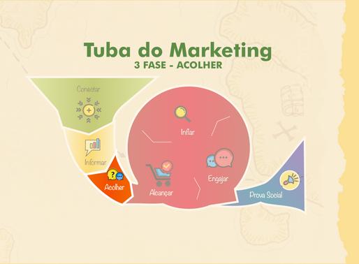 3. ACOLHER - Estratégias para a Tuba do Marketing de Conteúdo