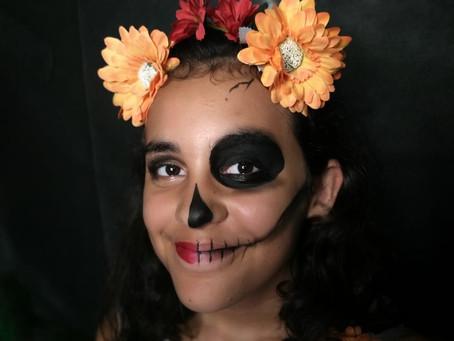 Dicas de maquiagens legais para Festa de Halloween na praia!