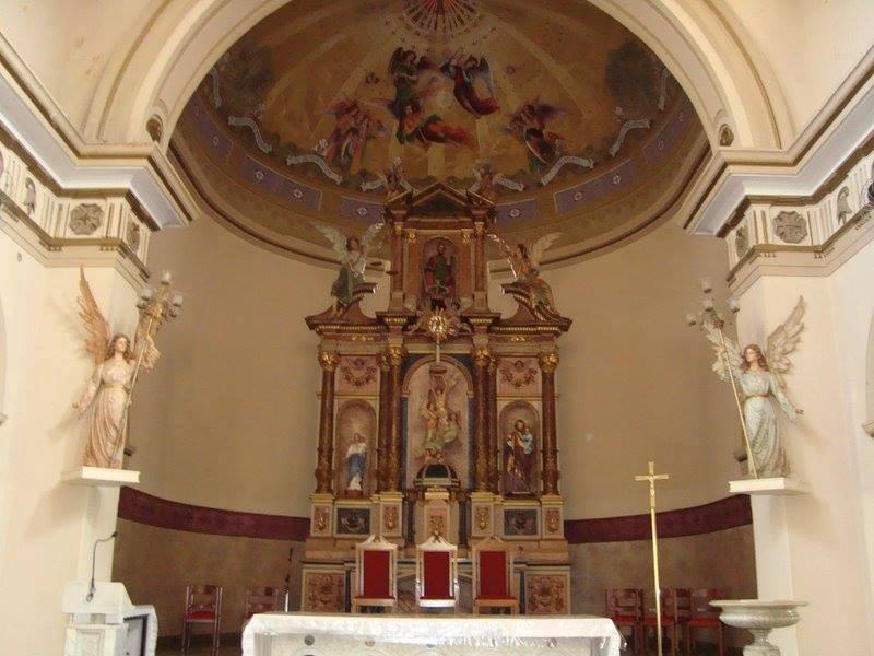 Altar Igreja Matriz de São Simão