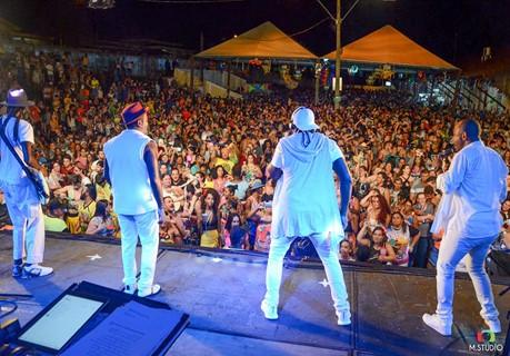 Carnaval de Rua – show – Fonte - MStudio