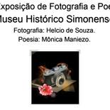 1ª Exposição Fotografia e Poesia do Museu Histórico Simonense
