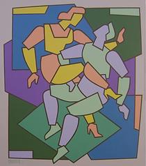 O casal - Toninho Gonçalves