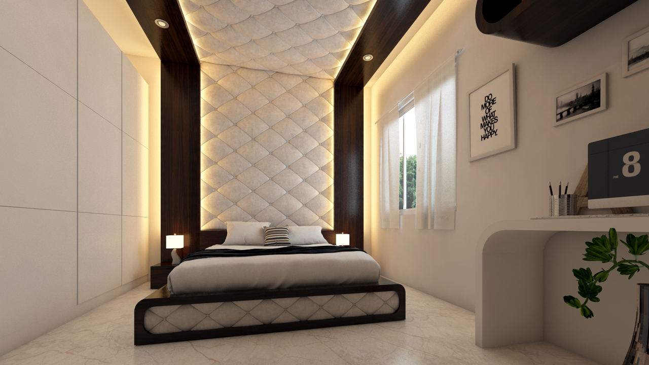 MASTER BED ROOM VIEW 1