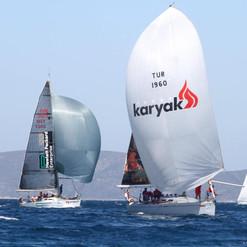 Yarış - Ati is competing