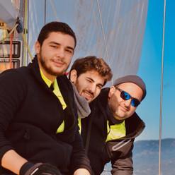 Our Race Team is in Marmaris