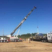 70 Ton Crane