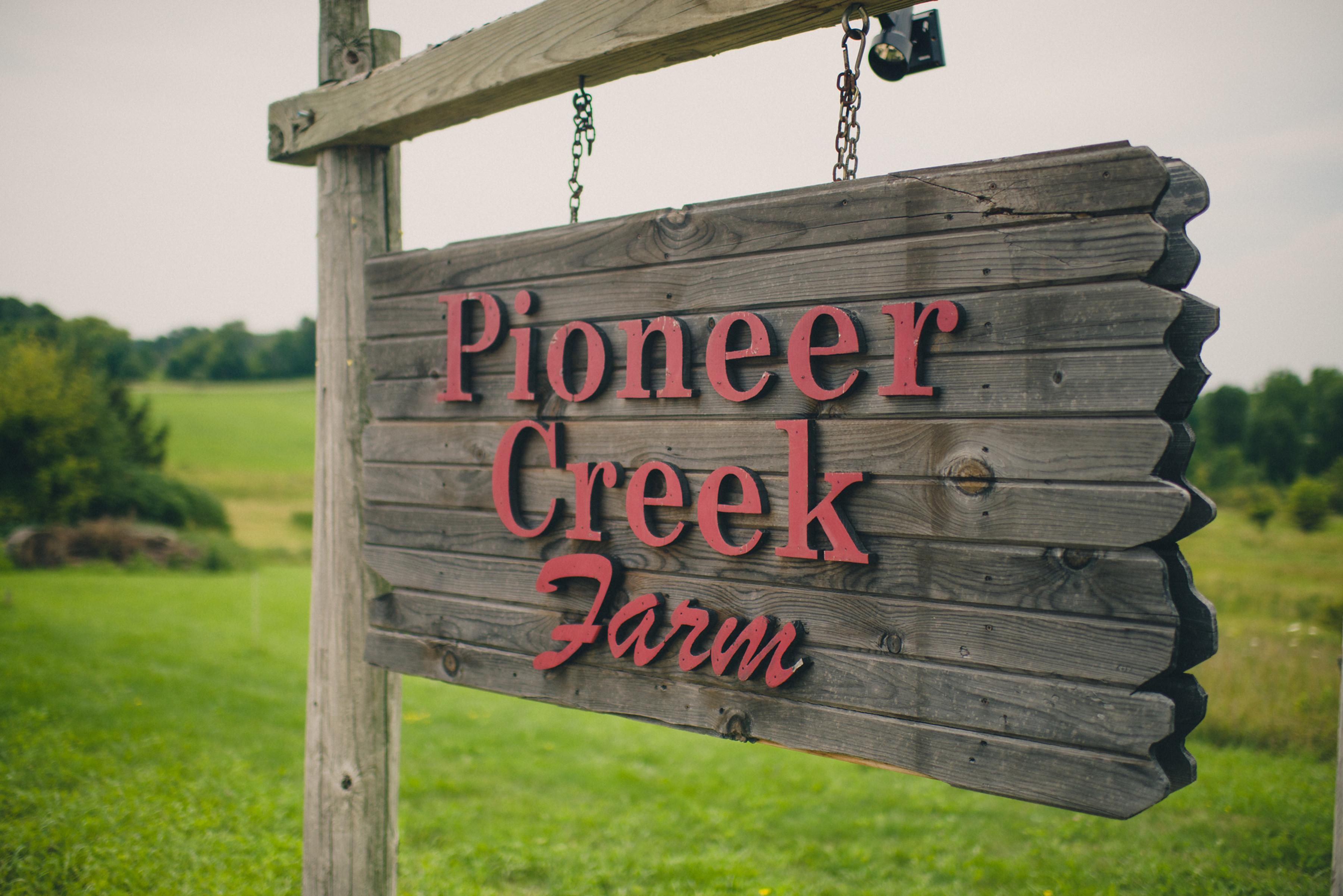 Tour of Pioneer Creek Farm