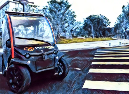 Build your own autonomous vehicles with DragonFly technologies