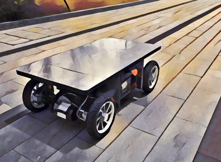 Chassis Technologies for Autonomous Robots and Vehicles