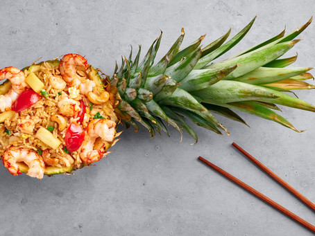 ilios Thai Pineapple Fried Rice