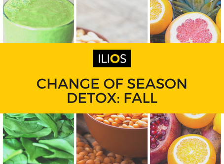 fall Detox: body and mind reset