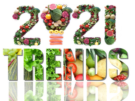 Food Trends That Will Reign Supreme in 2021