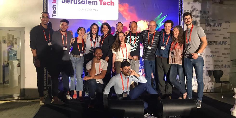 Jerusalem Tech Event