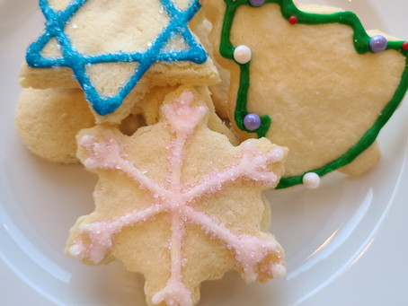 Recipe: Gluten-Free Sugar Cookies with Icing