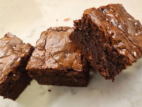 Recipe: Gluten-Free Fudgy Moist Brownies