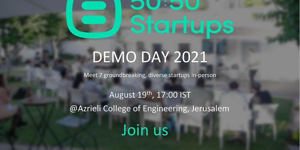 UPCOMING: Demo Day 2021