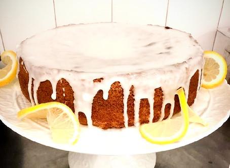 Recipe: Gluten Free and Dairy Free Olive Oil Lemon Cake