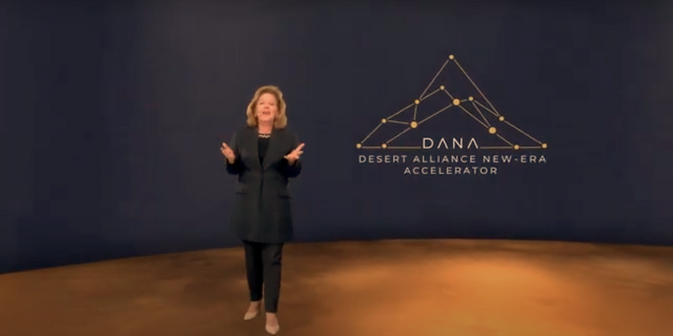DANA Virtual Launch: Women Lead the Region to a Sustainable Future