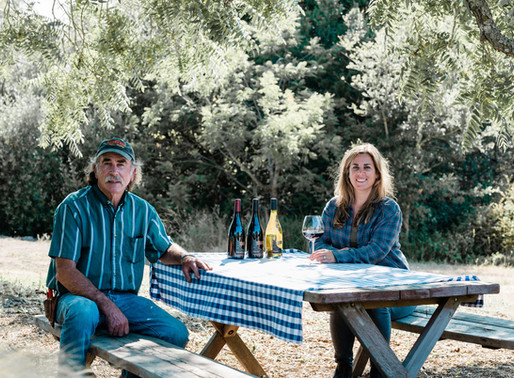 SAVE THE FAMILY FARMS CHRONICLES: ELKHORN PEAK CELLARS