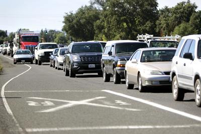 Traffic in Napa: How Can Small Family Vineyards be Part of the Traffic Solution?