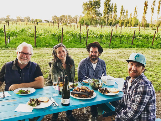 Preserving the Agricultural Environment in Napa: Small Family Farms are the solution
