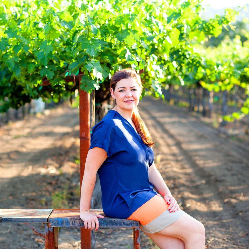 Lindsay Hoopes, Proprietor Hoopes Family Vineyard
