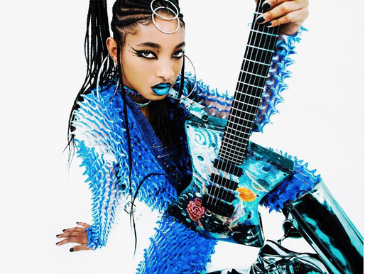 How Willow Smith is Reclaiming Black Identity in Rock