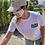 Thumbnail: White T-Shirt with Small Black Logo