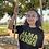 Thumbnail: Black T-Shirt with Green Logo
