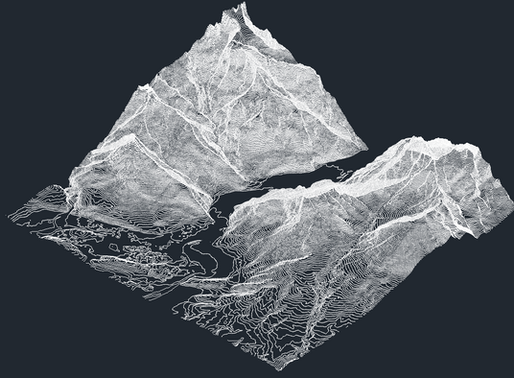 Modelli 3D del terreno: Qgis+Sketchup p.1