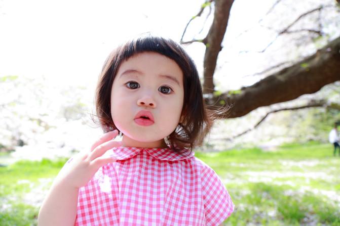 「期間限定お試しプラン@世田谷砧公園」  撮影レポート パパの小さな恋人編