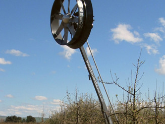 Tow and Blow Portable Wind Machines to be Demoed World Ag Expo