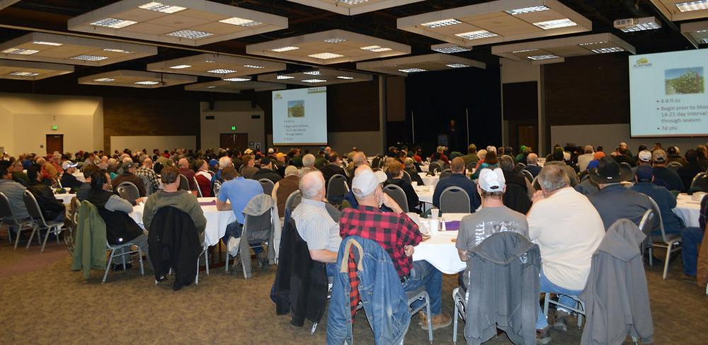 Wenatchee Grower Meeting