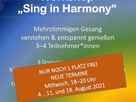 Zusammen! Singen! Jetzt!